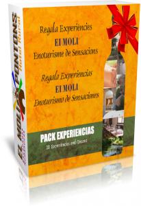 Pack Experiencias